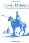 FREUD Y EL QUIJOTE - 9788494548000 - Libros de psicología