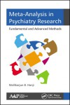 META-ANALYSIS IN PSYCHIATRY RESEARCH. FUNDAMENTAL AND ADVANCED METHODS - 9781771883764 - Libros de psicología