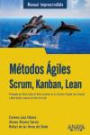 Métodos Ágiles. Scrum, Kanban, Lean - 9788441538887 - Libros de informática