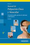 Manual de Palpación Ósea y Muscular - 9788498353655 - Libros de medicina