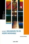 Soldadura TIG de acero inoxidable UF1627 - 9788416338955 - Libros de ingeniería