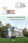 CONTAINER & PREFAB HOMES. Eco-Friendly architecture | 9788416500499 | Portada
