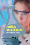 ANALISIS DE ALIMENTOS - 9788490774885 - Libros de cocina