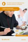 Control de elaboraciones culinarias básicas y complejas UF1359 - 9788417026929 - Libros de cocina