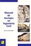 MANUAL DE ANCLAJES EN INGENIERIA CIVIL - 9788496140592 - Libros de ingeniería