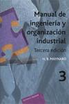 Manual de ingeniería y organización industrial. Vol. 3 - 9788429128031 - Libros de ingeniería