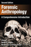 FORENSIC ANTHROPOLOGY. A COMPREHENSIVE INTRODUCTION | 9781498736121 | Portada