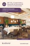 Supervisión y desarrollo de procesos de servicio de restauración MF1103_3 - 9788417086251 - Libros de cocina