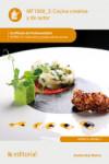 Cocina creativa y de autor. HOTR0110 - 9788417086350 - Libros de cocina