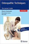 OSTEOPATHIC TECHNIQUES. THE LEARNER'S GUIDE + VIDEOS ONLINE | 9781626234253 | Portada