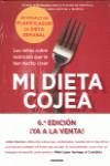 PACK MI DIETA COJEA + PLANIFICADOR DIETA SEMANAL - 9788449333637 - Libros de cocina