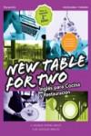 New Table for two. Inglés para cocina y restauración - 9788428339025 - Libros de cocina