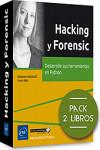 Pack Hacking y Forensic. Desarrolle sus herramientas en Python - 9782409009785 - Libros de informática