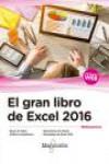 EL GRAN LIBRO DE EXCEL 2016 - 9788426724717 - Libros de informática
