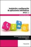 Instalación y configuración de aplicaciones informáticas MF0221_2 - 9788428339339 - Libros de informática