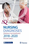 NANDA NURSING DIAGNOSES: DEFINITIONS AND CLASSIFICATION 2018-2020 | 9781626239296 | Portada