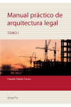 Manual práctico de arquitectura legal 1 | 9789874000491 | Portada