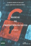 Manual de Protección de Datos | 9788491482611 | Portada