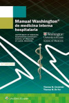 Manual Washington de medicina interna hospitalaria | 9788417033040 | Portada