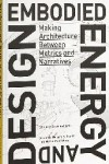 EMBODIED ENERGY AND DESIGN | 9783037785256 | Portada