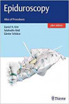 Epiduroscopy. Atlas of Procedures | 9781626232662 | Portada
