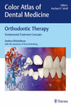 Orthodontic Therapy. Fundamental Treatment Concepts (Color Atlas of Dental Medicine) | 9783132008519 | Portada
