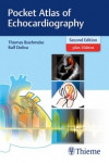 Pocket Atlas of Echocardiography | 9783132417229 | Portada