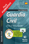 Pack Formativo Guardia Civil 2018 | 9788417287085 | Portada