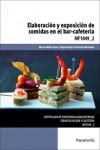 Elaboración y exposición de comidas en el bar cafetería MF1049_2 - 9788428339834 - Libros de cocina