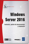Windows Server 2016 | 9782409012686 | Portada