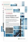 CONTRATACIÓN DEL SECTOR PÚBLICO LOCAL , 2 TOMOS 2018 | 9788470527630 | Portada