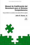 MANUAL DE CODIFICACION DEL RORCHACH PARA EL SISTEMA COMPREHENSIVO | 9788488909244 | Portada