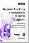 Internal Hacking y contramedidas en entorno Windows | 9782409012969 | Portada