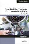 Seguridad, higiene y protección ambiental en hostelería MF0711_2 - 9788428341110 - Libros de cocina