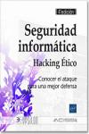 Seguridad informática. Hacking Ético - 9782409012976 - Libros de informática