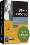 jQuery y JavaScript. Pack de 2 libros: Use y domine el framework jQuery - 9782409013508 - Libros de informática