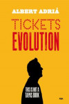 TICKETS EVOLUTION | 9788490568712 | Portada