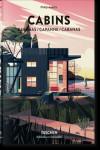 Cabins - Cabañas - 9783836565028 - Libros de arquitectura