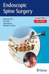 Endoscopic Spine Surgery + Videos Online | 9781626232648 | Portada