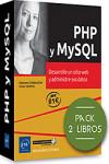 PHP y MySQL. Pack 2 libros: Desarrolle un sitio web y administre sus datos - 9782409013959 - Libros de informática