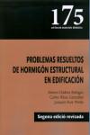 PROBLEMAS RESUELTOS DE HORMIGÓN ESTRUCTURAL EN EDIFICACIÓN - 9788483843703 - Libros de arquitectura