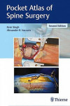 Pocket Atlas of Spine Surgery | 9781626236233 | Portada