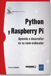 Python y Raspberry Pi. Aprenda a desarrollar en su nano-ordenador - 9782409014284 - Libros de informática