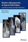 Modern Management of Spinal Deformities. A Theoretical, Practical and Evidence-Based Text | 9783132016316 | Portada