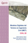 Modelos Digitales del Terreno en Ingeniería Civil (MDT) | 9788417289126 | Portada