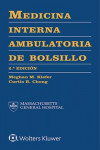 Medicina interna ambulatoria de bolsillo | 9788417033958 | Portada