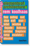 Rem Koolhaas. Elements of Architecture | 9783836556149 | Portada