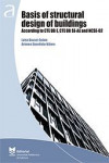 BASIS OF STRUCTURAL DESIGN OF BUILDING. ACCORDING TO CTE DB E,CTE DB SE-AE AND NCSE-02 | 9788490487426 | Portada
