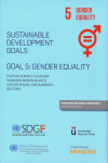 Sustainable Development Goals. Goal 5th: Gender Equality | 9788413082127 | Portada