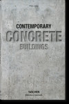 Contemporary concrete buildings. Edificios de hormigón contemporáneos | 9783836564946 | Portada
